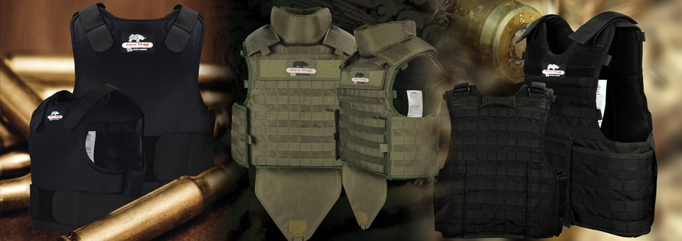 Female Body Armor Vest